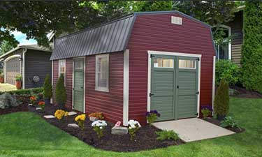 country cabin models - Garden Sheds Ohio