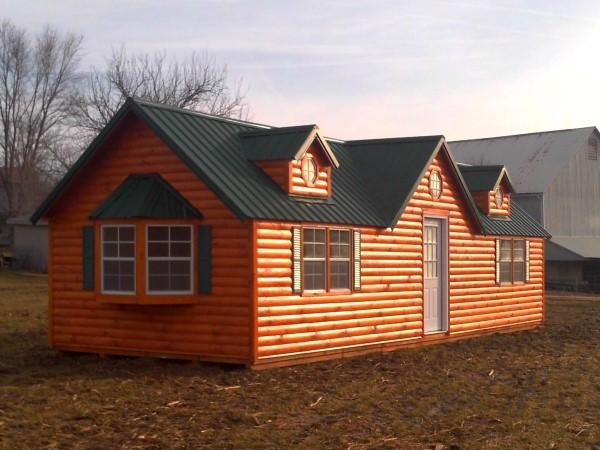 Country Cottage Storage Sheds for Sale - Dayton