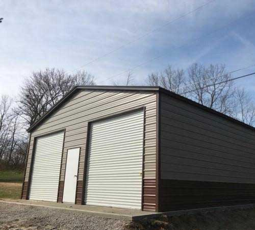 Shed kits for sale in ohio small wood storage shed kit for Steel frame barns for sale