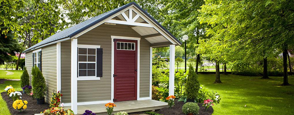 Beachy Barns Storage Sheds for Sale - Dayton & Springfield, OH