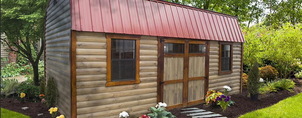 Castle Yard Barn Sales - Storage Sheds, Garages, and Cabins for Sale